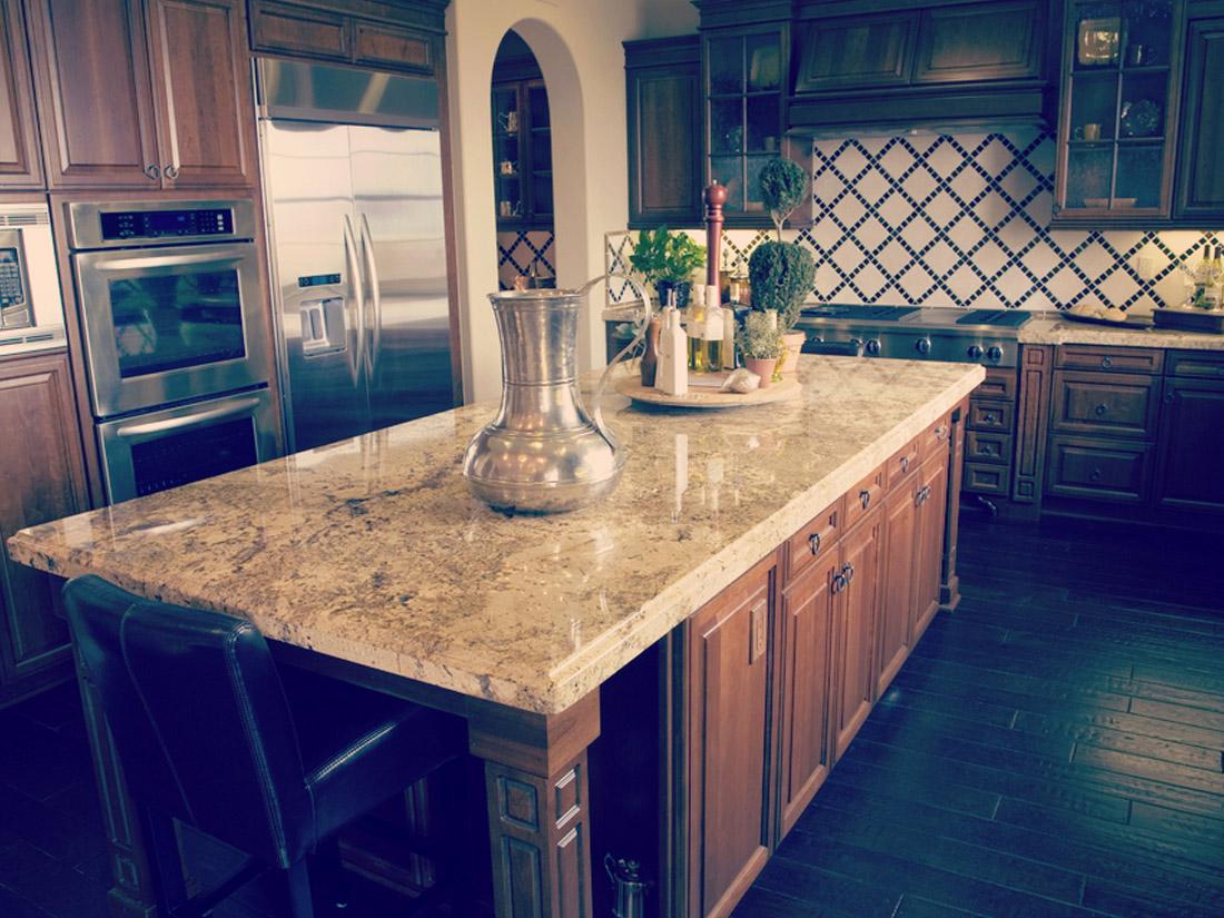 Amarillo Granite Countertops